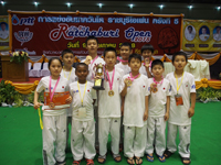 The5th Ratchaburi Open 2015
