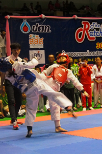 The 6th   Ratchaburi  Open